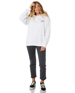 WHITE WOMENS CLOTHING RUSTY JUMPERS - FTL0693WHT