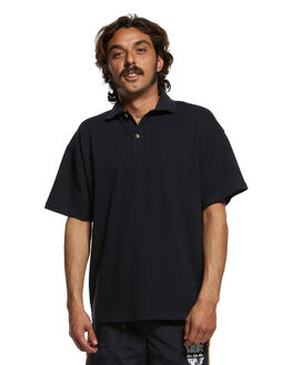 BLACK MENS CLOTHING QUIKSILVER SHIRTS - EQYKT03951-KVD0