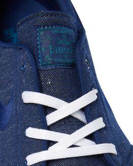 BLUE VOID WOMENS FOOTWEAR NIKE SNEAKERS - SS615957-403W