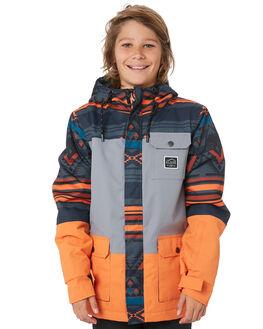 MOUNTAIN AZTEC BOARDSPORTS SNOW ELUDE BOYS - W19EBOJ4255MON