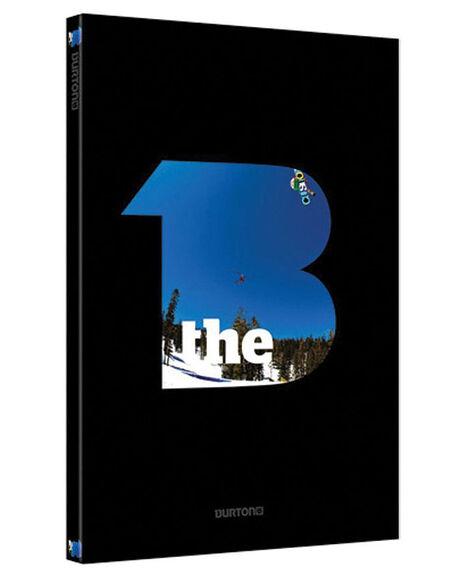 MULTI BOARDSPORTS SNOW GARAGE ENTERTAINMENT DVDS - SB586V