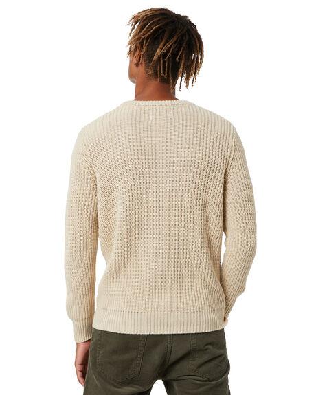 NATURAL MENS CLOTHING ROLLAS KNITS + CARDIGANS - 16234024