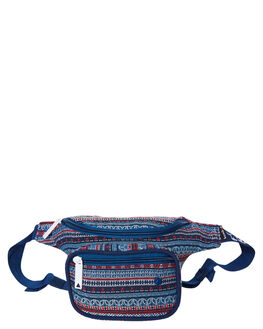 MULTI MENS ACCESSORIES THE BUMBAG CO BAGS + BACKPACKS - C0041WHTNV