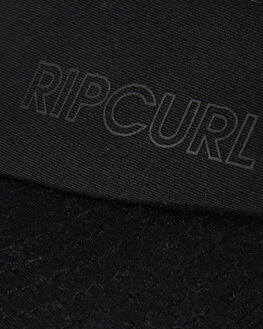 BLACK WOMENS ACCESSORIES RIP CURL HEADWEAR - GVIAI10090