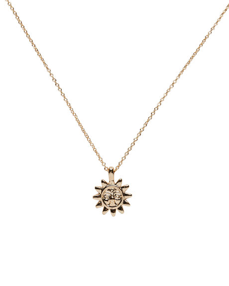 GOLD WOMENS ACCESSORIES SWELL JEWELLERY - S8212565GOLD