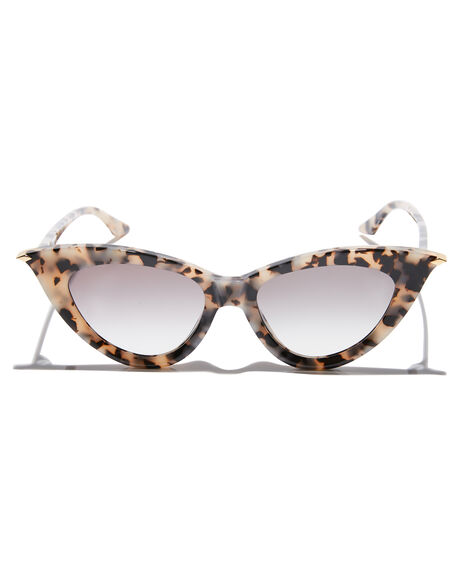 IVORY TORT WOMENS ACCESSORIES VALLEY SUNGLASSES - S0468ITOR