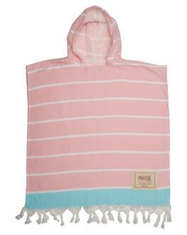 PINK MINT KIDS TODDLER GIRLS MAYDE TOWELS - 16SHELPMPKMT