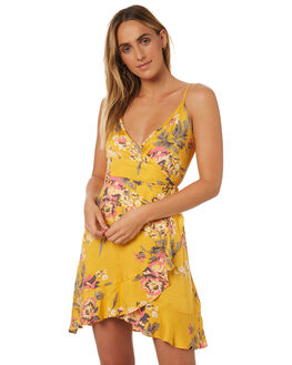 MULTI WOMENS CLOTHING MINKPINK DRESSES - MP1806454MULTI