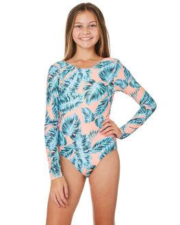 PEACH PEARL KIDS GIRLS SEAFOLLY SWIMWEAR - 15600PCH