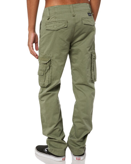 LIGHT GREEN MENS CLOTHING RIP CURL PANTS - CPAAQ94820