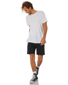SMOKED MENS CLOTHING A.BRAND SHORTS - 811994071