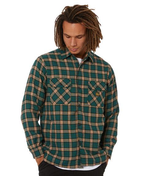 CLOVER MENS CLOTHING DEPACTUS SHIRTS - D5214174CLV