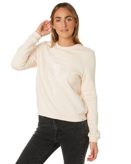 GUAVA ICE WOMENS CLOTHING HURLEY JUMPERS - BQ0457-827