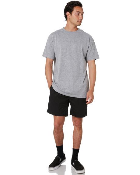 BLACK MENS CLOTHING AS COLOUR BOARDSHORTS - 5903BLK