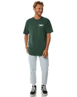 FORREST GREEN MENS CLOTHING ANTI HERO TEES - 51020120JFGRN
