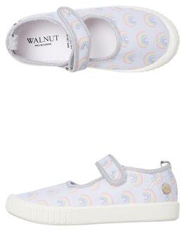 RAINBOW KIDS GIRLS WALNUT FOOTWEAR - CLASSIC_MJRBOW