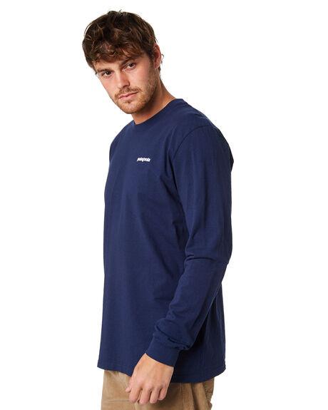 CLASSIC NAVY MENS CLOTHING PATAGONIA TEES - 39161CNY
