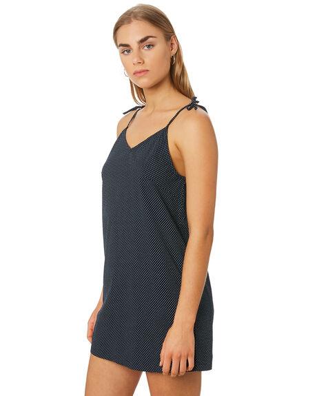 NAVY WOMENS CLOTHING RPM DRESSES - 9SWD03CNVY