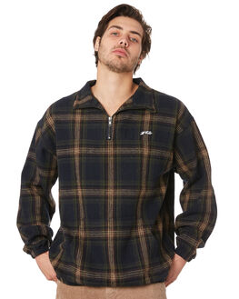BLUE NIGHTS MENS CLOTHING RUSTY JUMPERS - FTM0933BNI