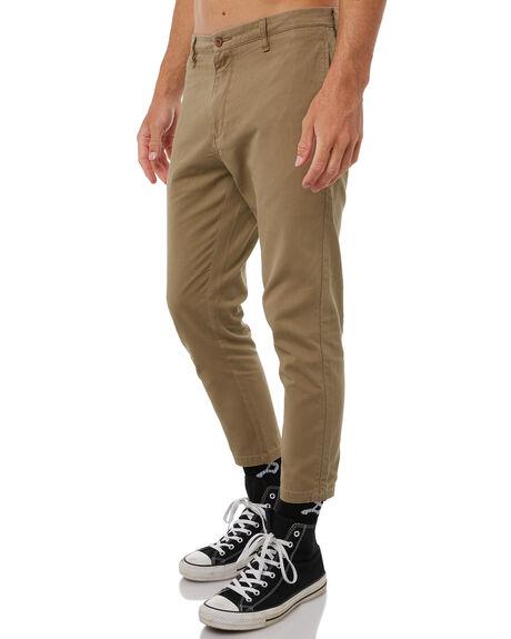 GOLDEN DEER MENS CLOTHING BANKS PANTS - PT0037GRD