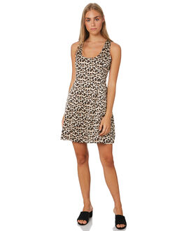 PRINT WOMENS CLOTHING ALL ABOUT EVE DRESSES - 6446212PRINT