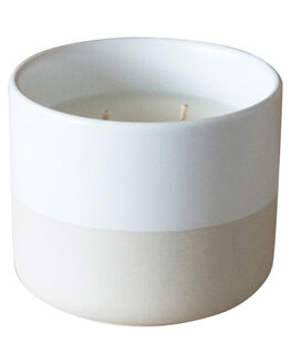 PEONY WOMENS ACCESSORIES THE CANDLE LIBRARY HOME + BODY - CLC11WHT