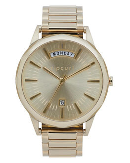GOLD WOMENS ACCESSORIES RIP CURL WATCHES - A3091G0146