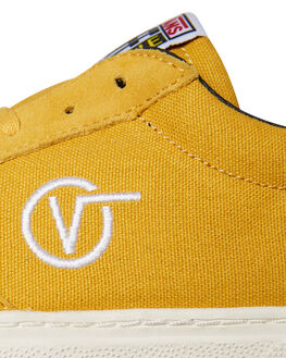 YOLK YELLOW OUTLET MENS VANS SNEAKERS - VNA3TKKNYJYYLW