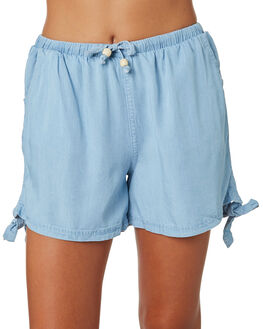 LIGHT BLUE KIDS GIRLS EVES SISTER SHORTS + SKIRTS - 9920078LBU