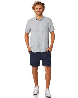 NAVY MENS CLOTHING ACADEMY BRAND SHORTS - 19S609NVY