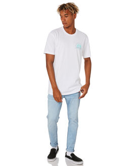 WHITE MENS CLOTHING CHANNEL ISLANDS TEES - 21641100100WHT