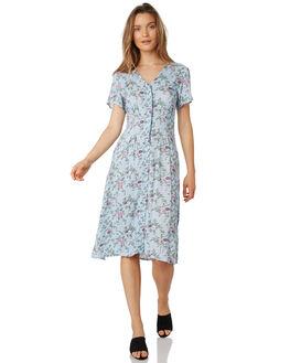 MULTI WOMENS CLOTHING SWELL DRESSES - S8189445MULTI