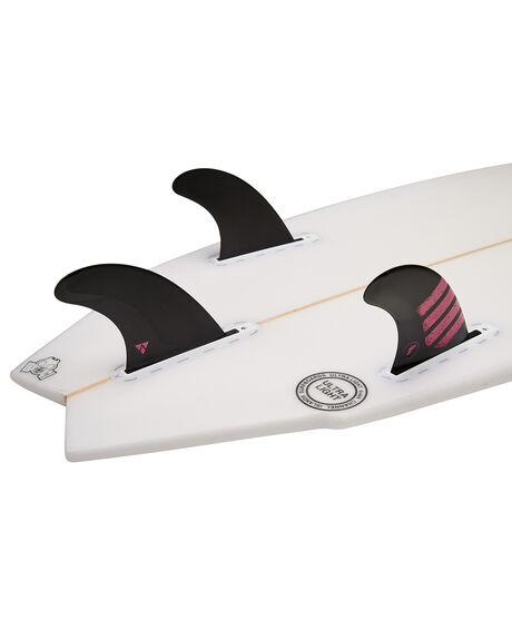 CARBON PINK BOARDSPORTS SURF FUTURE FINS FINS - 1179-330-00CARPK