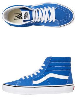 LAPIS BLUE MENS FOOTWEAR VANS SNEAKERS - SSVNA38GEVJIM