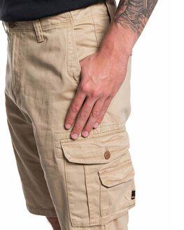 PLAGE MENS CLOTHING QUIKSILVER SHORTS - EQYWS03456-CKK0