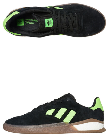 CORE BLACK OUTLET MENS ADIDAS SNEAKERS - EE6151CBLK