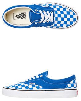 BLUE MENS FOOTWEAR VANS SNEAKERS - SSVNA38FRVOUM