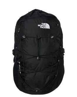 TNF BLACK MENS ACCESSORIES THE NORTH FACE BAGS + BACKPACKS - NF0A3KV3JK3