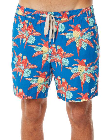 ROYAL MENS CLOTHING BANKS BOARDSHORTS - BS0145RYL