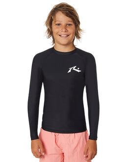 BLACK BOARDSPORTS SURF RUSTY BOYS - STB0145BLK