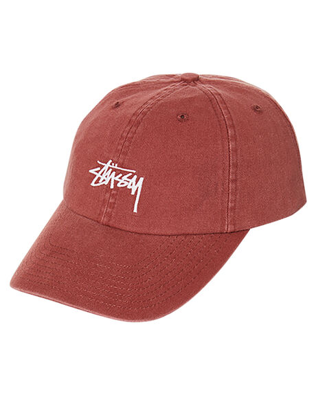MOCCA MENS ACCESSORIES STUSSY HEADWEAR - ST796003MOCCA