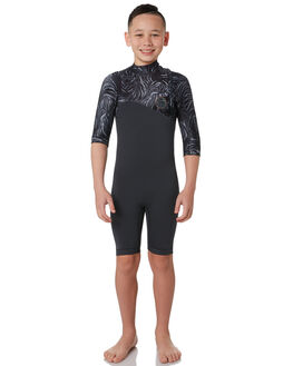 CHARCOAL GREY BOARDSPORTS SURF RIP CURL BOYS - WSP8EB0084