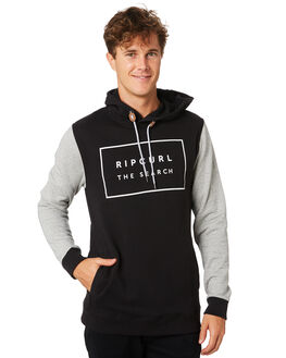 BLACK MENS CLOTHING RIP CURL JUMPERS - CFEPF10090