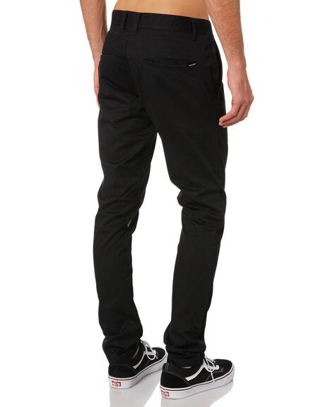 BLACK MENS CLOTHING VOLCOM PANTS - A1131600BLK