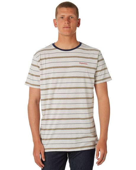 OAT MARLE MENS CLOTHING DEPACTUS TEES - D5184014OATMA