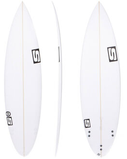 CLEAR BOARDSPORTS SURF SIMON ANDERSON SURFBOARDS - SADSC