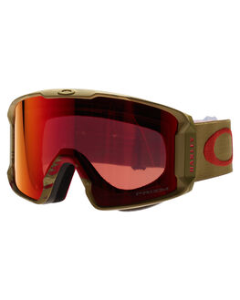 CAMO RED PRIZM TORCH BOARDSPORTS SNOW OAKLEY GOGGLES - OO7070-32CAMO