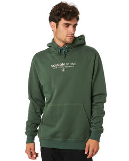 CILANTRO GREEN MENS CLOTHING VOLCOM JUMPERS - A4112002CIL