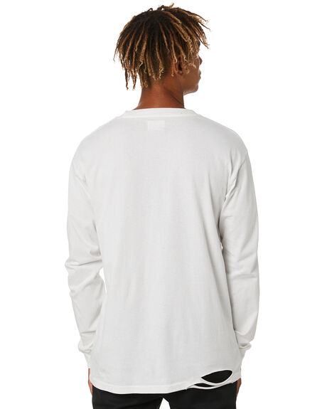 VINTAGE WHITE MENS CLOTHING THE PEOPLE VS TEES - HS20M002_VNWT