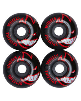 BLACK RED SKATE HARDWARE SPITFIRE  - BIGHEADBLKRD